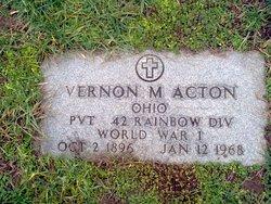 Vernon Acton