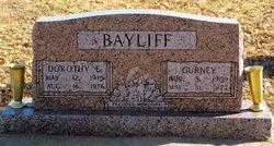 Dorothy Eula <i>Brown</i> Bayliff