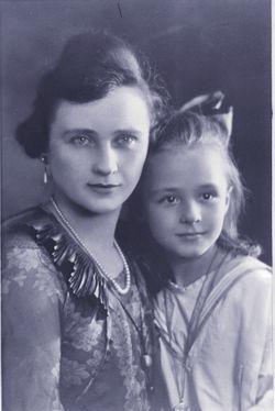 Sophia Doris Sophie <i>Wend</i> Mueller