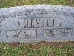 Agnes <i>Newberry</i> Devitt