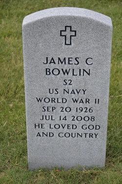 James Cecil Bowlin