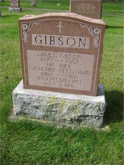 Catherine R. Kate <i>Heffernan</i> Gibson