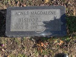 Agnes Magdalene <i>Bartlett</i> Bishop