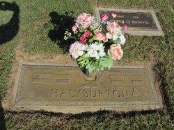 Bertha G Halyburton