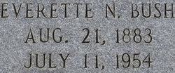 Everett Newton Bush