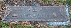 Rev. Robert G Alexander