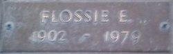 Flossie G Alexander