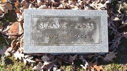 Suzanne <i>Fonda</i> Algeo