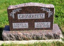 Anna Josephine <i>Fogal</i> Groskreutz