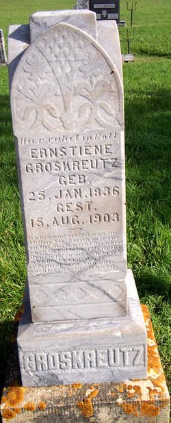 Ernestine <i>Thorne</i> Groskreutz