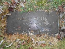 Alice J Heater