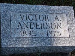 Victor A. Anderson