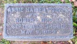 Annie Haiden <i>Howell</i> Orr