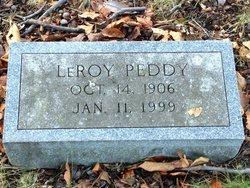 Leroy Roy Peddy