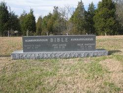 Billie Love <i>Hartman</i> Bible