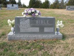 Eliza J Bible
