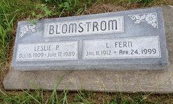 Leslie P Blomstrom