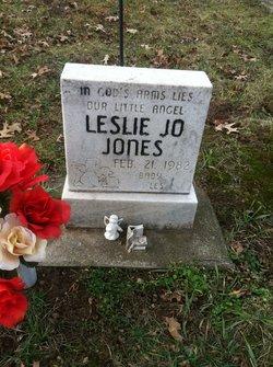 Leslie Jo Jones