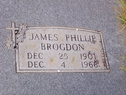 James Phillip Brogdon