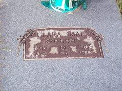 Clara Mae Brogdon