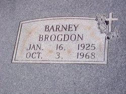 Barney Brogdon