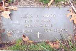 Alva Andrew Amos