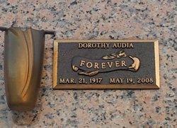 Dorothy Audia