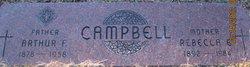 Arthur F Campbell