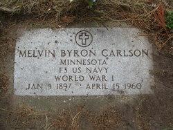 Melvin Byron Carlson