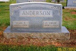David Virdie Anderson