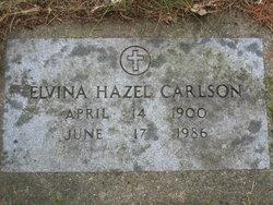 Elvina Hazel <i>Graf</i> Carlson
