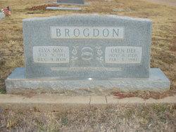 Oren Dee Brogdon