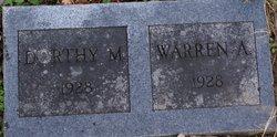 Warren A. Boldridge
