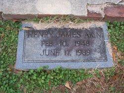 Henry James Akin