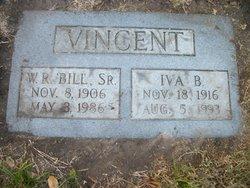 William Randolph Bill Vincent, Sr