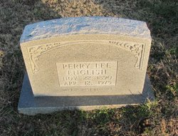 Perry Lee English