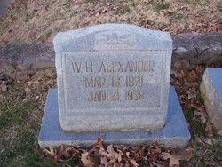 William Harrison Alexander