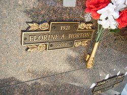 Florine Ann <i>O'Hara</i> Horton