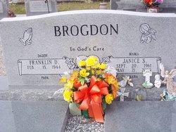 Janice S Brogdon