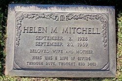 Helen Marie <i>Griffith</i> Mitchell