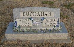 Lawrence Robert Bob Buchanan