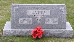 Ruth G <i>Walker</i> Latta