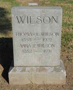 Anna R Wilson