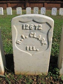 Pvt Robert J. Clark