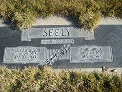 Bessie Luella <i>Olson</i> Seely