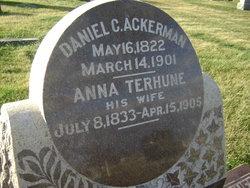 Anna <i>Terhune</i> Ackerman