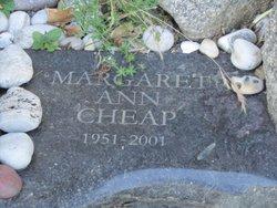 Margaret Ann Cheap