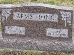 Celia E <i>Post</i> Armstrong