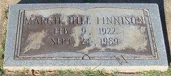 Margie <i>Hill</i> Finnison
