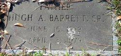 Hugh Alexander Barrett, Sr